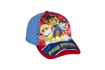 Paw Patrol Baseball Cap For Little Boys Junior On The Roll Summer Hat