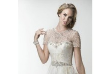 Maggie Sottero Wedding Jackets - Style JK4MS996