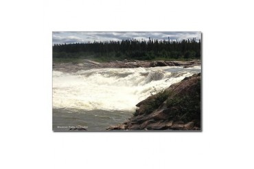 Muskrat Falls Labrador Postcards Package of 8 by CafePress