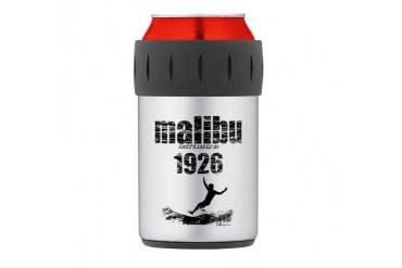 malibu 1926.jpg Thermos Can Cooler Sports Thermosreg; Can Cooler by CafePress