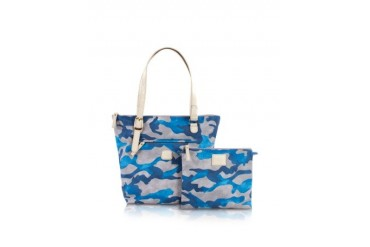X-Bag Camouflage Foldable Tote