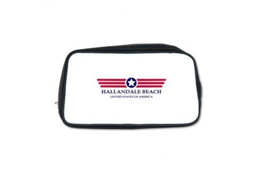 Hallandale Beach Pride Florida Toiletry Bag by CafePress