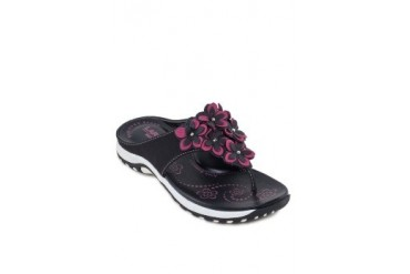 Larrie Sport Sandals with Embellishment