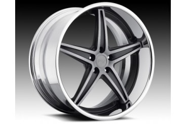 Niche Wheels 3-Piece Series E350 Formula 19 Inch Wheel