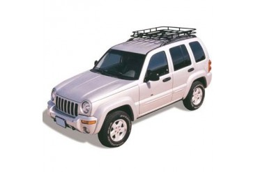 Garvin Industries Wilderness Rack for Jeep Liberty 34020 Roof Rack