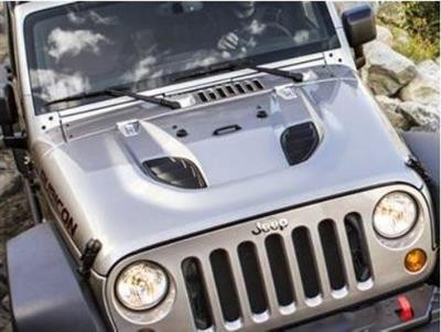 Jeep 10th Anniversary Rubicon Edition Hood 82213656 Replacement Hoods -  Price Comparison