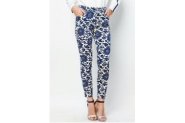 LASH Tomoe Printed Pants
