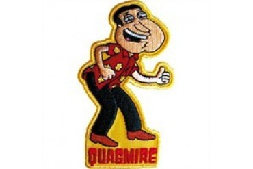 Quagmire Family Guy Patch
