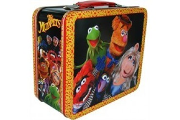 Muppets Group Photo Metal Lunch Box