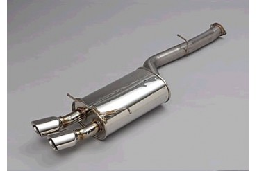 FEED Stainless Muffler 01 AS-V Mazda RX-7 FD3S 93-02