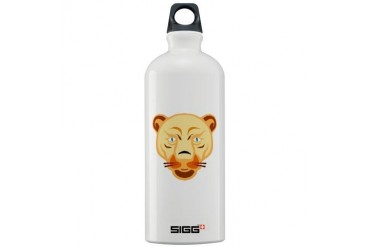 Lion Sigg Water Bottle 1.0L by CafePress