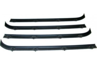 1975-1995 Chevrolet G20 Weatherstrip Seal Fairchild Industries Chevrolet Weatherstrip Seal KG2012 75 76 77 78 79 80 81 82 83 84 85 86 87 88 89 90 91 92 93 94 95