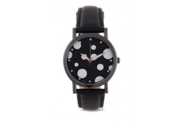 Something Borrowed Dotted Face Watch