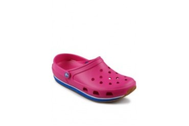Crocs Retroclog Fuchsia Sea Blue
