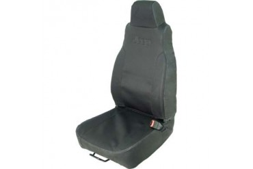 Jeep Jeep Logo Rear Seat Cover in Black 82207791 Seat Cover