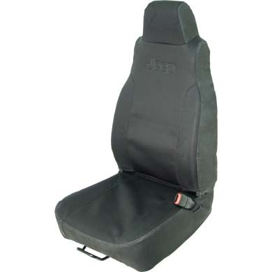 Jeep Jeep Logo Rear Seat Cover In Black 82207791 Seat