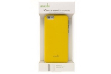 Mustang Yellow iGlaze Remix Case