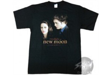 The Twilight Saga New Moon Bella and Edward T-Shirt