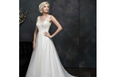 Kenneth Winston Wedding Dresses - Style 1543