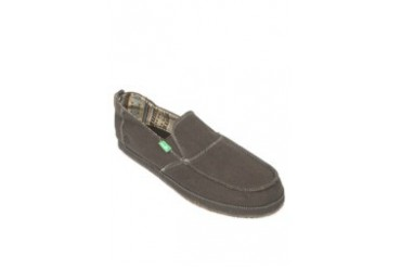 Commodore Canvas Slip On