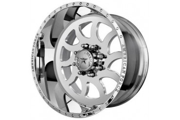 American Force Wheels 20x10 Compass SS - Polish AFT10441 American Force Wheels