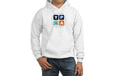 America Hooded Sweatshirt by CafePress
