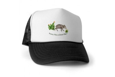 Penny Has a Great Day Texas Trucker Hat by CafePress