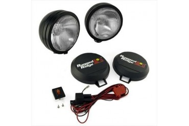 Rugged Ridge HID Off Road Lighting 15205.52 Offroad Racing, Fog & Driving Lights