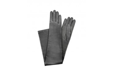 Silk-Lined Leather Gloves