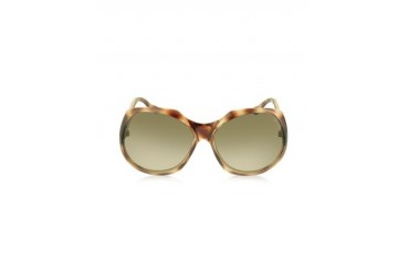 ELY/S 8VMS1 Brown Oversized Frame Sunglasses