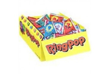 24 Pack Continental Concession Rpl24 Lolli Pop Ring