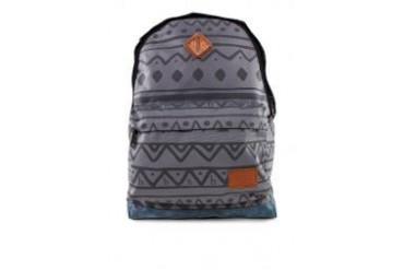 High Cultured Aztec Print Backpack