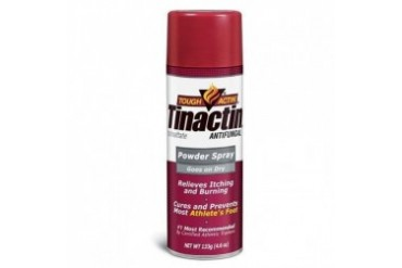 Tinactin Powder Spray Treatment