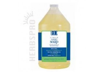 Liquid Hand Soap Refill Peppermint and Tea Tree Gal