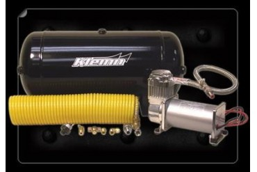 Kleinn Train Horns Heavy Duty Onboard Air System 6450 Kleinn compressor kits