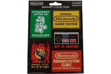 Nintendo Assorted Magnet Set