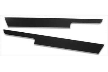 Warrior Sideplates with Lip  908UXPC Stainless and Aluminum Side Molding