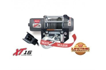 Warn XT15 Extreme Terrain Winch  78500 1,000 to 2,500 lbs. ATV Winches