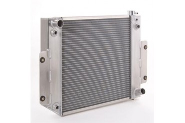 Be Cool Dual Core Radiator Module Assembly for GM GEN II LT Engines with Standard Transmission 81005 Radiator
