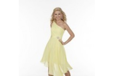 "Pretty Maids ""In Stock"" Bridesmaid Dress - Style 22592"
