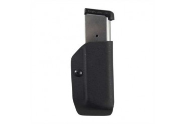 Dale Fricke Archangel Single Vertical Mag Pouches Archangel Mag Pouch Rh Black Fits 1911