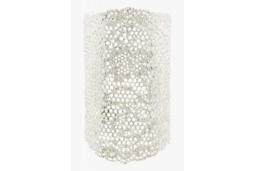 Aurlie Bidermann Silver plated Lace Cuff