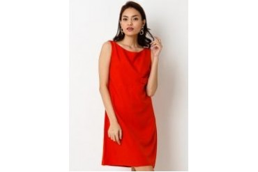 Urban Twist Big Pocket Mini Dress