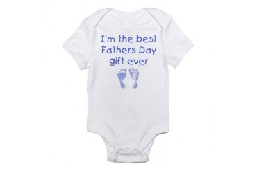 best fathers day gift (boy) Infant Creeper