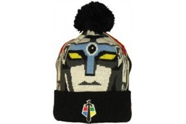 Voltron Super Robot Woven Head Cuff Embroidered Beanie