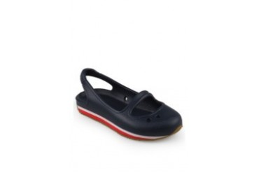 Crocs Retromaryjanegirlsc Navy Red