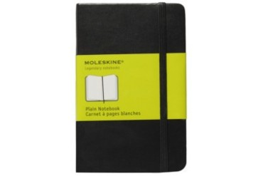 Classic Hard Plain Notebook Pocket