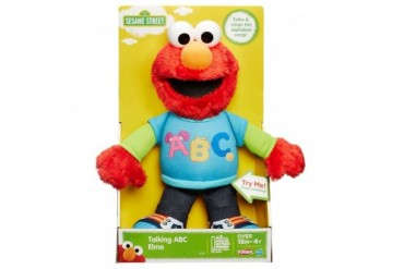 Sesame Street Talking Elmo ABC