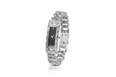 New 6 Small - Stainless Steel Chain Bracelet Watch