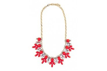 Sze Accessories Classy Chain Statement Necklace